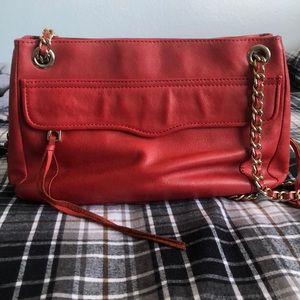 Rebecca Minkoff Red Sling Bag
